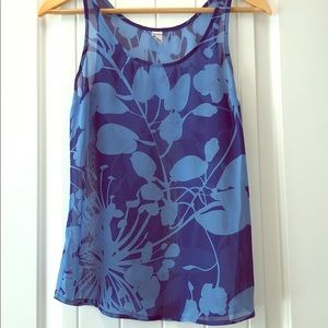 Old Navy | Floral Tank